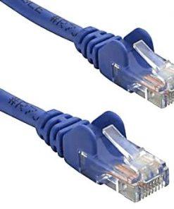 KO820U-10-8Ware Cat5e UTP Ethernet Cable 10m Blue ~CBAT-RJ45BL-10M