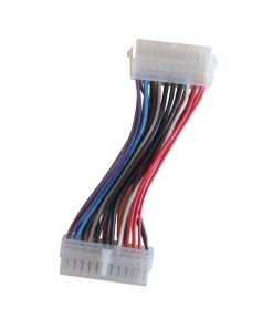 RC-P20P24-8Ware ATX 20-Pin PSU to 24-Pin M/B Cable Adapter 20cm LS