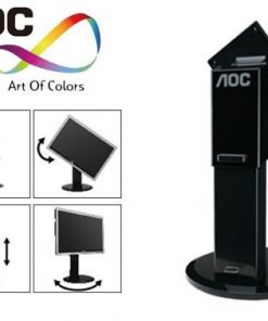 HA22-AOC 100mm 4-Way Adjustable Stand (LS)