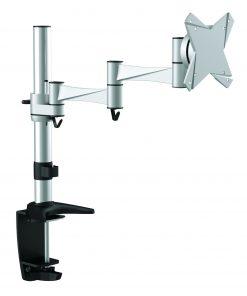 "AT-LCDMOUNT-1S-Astrotek Monitor Stand Desk Mount 43cm Arm for Single Display 13""-34"" 10kg 15° tilt 180° swivel 360° rotate VESA 75x75 100x100 ~MAAT-LCDMOUNT-1"
