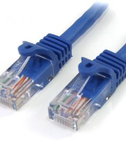 AT-RJ45BL-3M-Astrotek CAT5e Cable 3m - Blue Color Premium RJ45 Ethernet Network LAN UTP Patch Cord 26AWGt ~CB8W-KO820U-3
