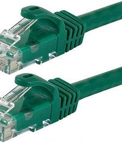 AT-RJ45GRNU6-1M-Astrotek CAT6 Cable 1m - Green Color Premium RJ45 Ethernet Network LAN UTP Patch Cord 26AWG-CCA PVC Jacket