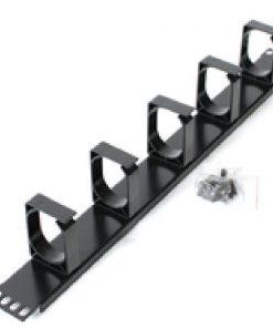 ATP-CM1U-P-Astrotek 1U Rack Mount Cable Management Plastic Panel