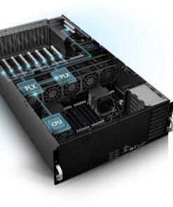 90SF00H1-M00380-Asus 4RU Barebones Server