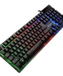Cerberus Mech RGB/BRN-ASUS Cerberus Mech RGB/BRN mechanical gaming keyboard with RGB backlit effects dedicated hot keys