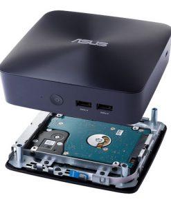 UN65U-7i5M041M-Asus UN65U Quiet Mini PC barebone