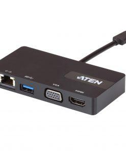 UH3232-AT-Aten USB-C Multiport Mini Dock