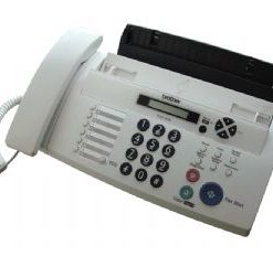 FAX-878-Brother FAX-878 Thermal Transfer Fax 9.6Kbs Modem
