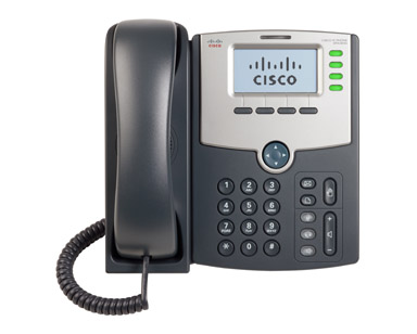 SPA504G-Cisco SPA504G 4-Line IP Phone with 2-Port Switch