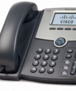 SPA512G-Cisco SPA512G 1-Line IP Phone with 2-Port Gigabit Ethernet Switch