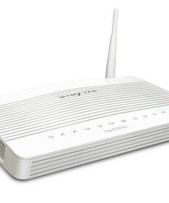 DV2762N-Draytek Vigor2762N VDSL2/ADSL2+ VPN Firewall Router 4xGigabit LAN WAN Port 2xUSB for 3G/4G 2xSSL VPN Tunnels 2.4GHz WLAN 2xAntenna 2yr wty~MOD-DV2760N