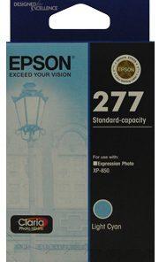 C13T277592-Epson 277 LightCyan