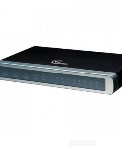 GXW4108-Grandstream GXW4108 -  8 FXO Port VoIP gateway with dual 10/100  (LS)