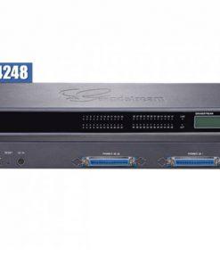 GXW4248-Grandstream GXW4248 48 Port FXS Analogue VoIP Gateway