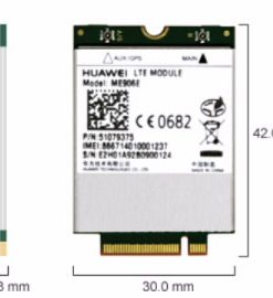 ME906E-Huawei 4G LTE Int Modem MU906E 4G LTE for LeaderTab W150
