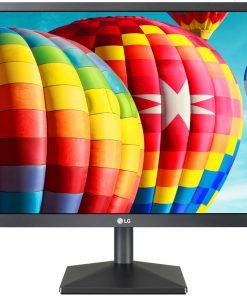 """22MK430H-B-LG 22"""" IPS 5ms 75Hz Full HD FreeSync Monitor - HDMI/VGA Tilt VESA75mm Black Stabilizer (LS) > MNL-22MK400H-B"""