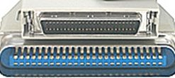 3738-External SCSI Cable 50pin HPDB50M/CN50M 1metre