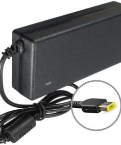 0B47032-Lenovo ThinkPad 45W AC Adapter (Slim Tip) - Power adapter - AC 100-240 V - 45 Watt - for ThinkPad 11e; Helix 3697