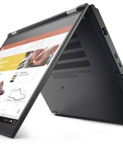 """20JJS1SG00-Lenovo ThinkPad Yoga 370 2-in-1 Laptop 13.3"""" FHD Touch Flip Intel i5-7200U 8GB RAM 256GB SSD Win10 Home 1.37kg 18.2mm 3 Yr Depot Wty"""