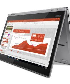 """20M7000YAU-Lenovo ThinkPad L380 Yoga 2-in-1 Notebook 13.3"""" FHD Touch+Pen Intel i5-8250U 8GB DDR4 256GB SSD Win 10 Pro 2xUSB-C 1.56kg 18.8mm"""