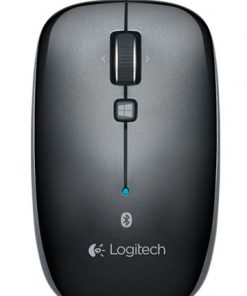 910-003960-Logitech M557 Bluetooth Mouse Black