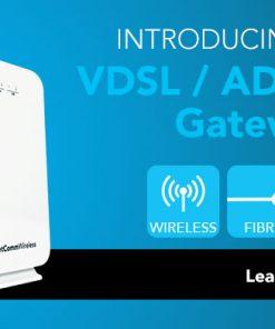 NF10WV-Netcomm NF10WV N300 WiFi VDSL/ADSL Modem Router with VOIP Gigabit WAN