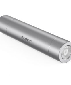 ORICO S1-BK-Orico 3350mah Power Bank - Micro USB Input - Compact Size - Silver
