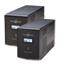 D1200-PowerShield Defender 1200VA / 720W Line Interactive UPS with AVR