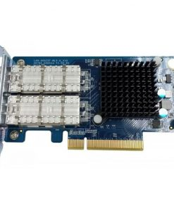 LAN-10G2SF-MLX-QNAP LAN-10G2SF-MLX Dual-port 10GbE SFP+ Network Expansion Card for QNAP TS-879