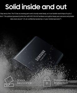 MU-PA1T0B/WW-!Shortage Samsung Portable SSD T5