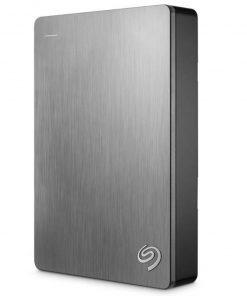 "STDR5000301-Seagate Backup Plus 5TB 2.5"" Silver USB3.0 Backup Plus Portable - 2 Years Warranty"