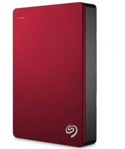 """STDR5000303-Seagate Backup Plus 5TB 2.5"""" Red USB3.0 Backup Plus Portable - 2 Years Warranty"""