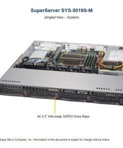 NHU-BIZCOR-NVR-10TB-BizCor - Unifi NVR
