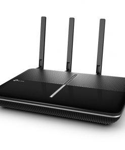 ARCHER VR2800-TP-Link Archer VR2800 AC2800 2.8Gbps Wireless MU-MIMO VDSL/ADSL Modem Router 2167Mbps@5GHz 600Mbps@2.4GHz 4x1Gbps LAN/WAN 2xUSB 4xAntennas ~VR2600