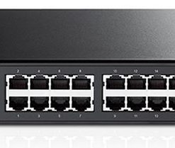 T2600G-28TS(TL-SG3424)-TP-Link T2600G-28TS (TL-SG3424) JetStream 24-Port Gigabit L2 Managed Switch with 4 SFP Slots