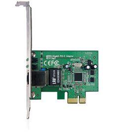 TG-3468-TP-Link TG-3468 Gigabit PCIe LAN Adapter Card 10/100/1000 Realtek