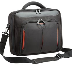 "CNFS418AU-Targus 18.2"" ClClassic+ Clamshell Laptop Case with File Compartment - Black"