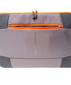 "TSS87808AU-Targus 13-14"" Bex II Laptop Sleeve - Grey with orange trim"