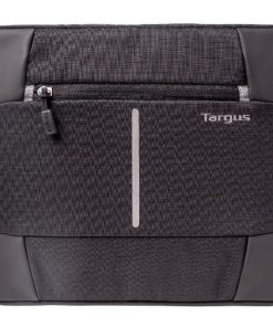 "TSS87810AU-Targus 13-14"" Bex II Laptop Sleeve - Black with black trim"
