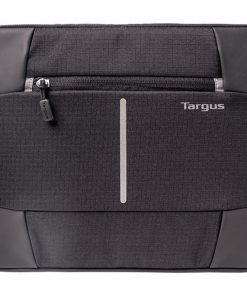 "TSS88110AU-Targus 12.1"" Bex II Laptop Sleeve - Black- Perfect for 12.5"" Surface Pro 4 & 12.9"" iPad Pro"