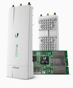 AF-5X-Ubiquiti AirFiber 5X 500Mbps+ 5GHz Carrier Backhaul Radio - 200+ KM (LS)