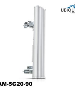 AM-5G20-90-Ubiquiti 4.9-5.9GHz AirMax Base Station Sectorized Antenna 20dBi