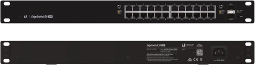 ES-24-250W-AU-Ubiquiti EdgeSwitch Managed PoE+ Giga Switch  24 Port 250W