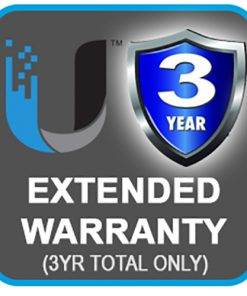 EXTWAR-UBNT-3YR-3 Years Extended Return To Base (RTB)  Ubiquiti Warranty $50 value
