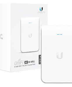 UAP-AC-IW-PRO-Ubiquiti UniFi 802.11AC In-Wall PRO  Access Point with Ethernet port