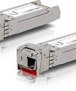 UF-SM-10G-S-Ubiquiti UFiber  SFP+ Single-Mode Module 10G BiDi 2-pack