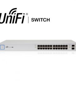 US-24-250W-AU-Ubiquiti UniFi 24-port Managed PoE+ Gigabit Switch with SFP 250W