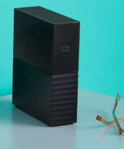 "WDBBGB0060HBK-AESN-WD My Book 6TB 3.5"" External Desktop HDD"