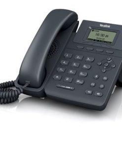 SIP-T19P E2-Yealink T19PE2 Enterprise HD IP Phone Entry-Level Single Line IP Phone