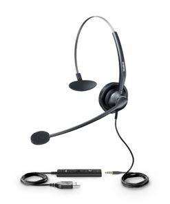 YHS33-USB-Yealink YHS33 Noise Cancelling Headset - USB